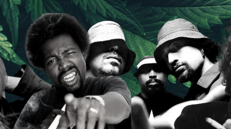 Sweet Leaf: A Brief History of Cannabis and Popular Music