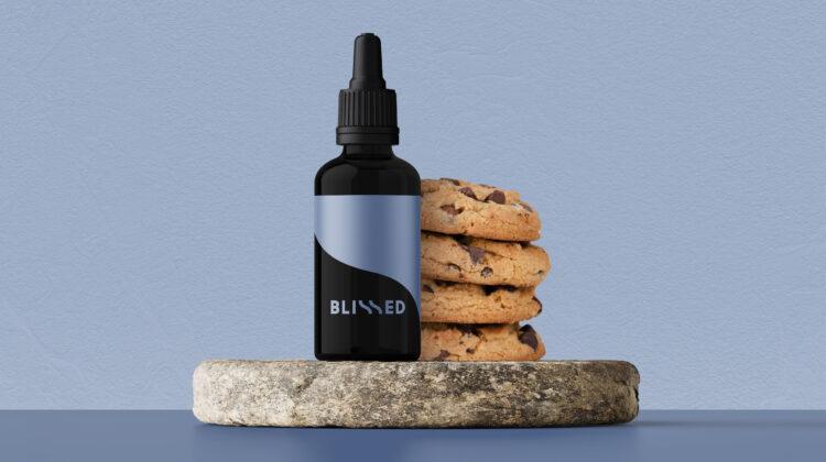 Blissed x Rose Reisman's Infused Mega Chocolate Chip Cookie